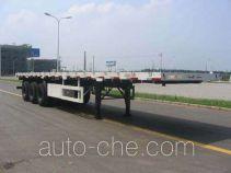国道牌JG9390TJZP型集装箱运输半挂车