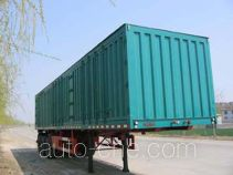 Guodao box body van trailer