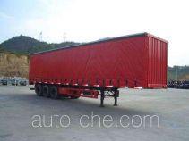 Guodao JG9392XXY curtainsider trailer