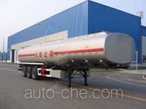 Guodao JG9400GYY oil tank trailer
