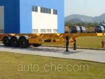 Guodao JG9400TJZ container transport trailer