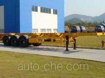 国道牌JG9400TJZ型集装箱运输半挂车