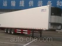Guodao JG9400XLC refrigerated trailer
