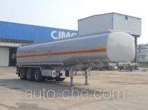 Guodao JG9403GYY oil tank trailer