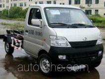 Jinggong JGQ5020ZXX detachable body garbage truck