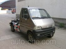Shanhua JHA5020ZXX detachable body garbage truck