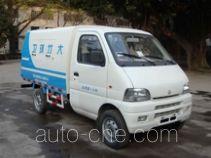 Shanhua JHA5022ZLJ dump garbage truck