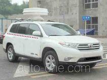 Shanhua JHA5030XJE radio monitoring vehicle