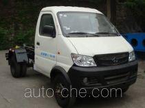 Shanhua JHA5033ZXX detachable body garbage truck