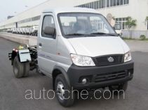 Shanhua JHA5035ZXX detachable body garbage truck
