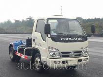 Shanhua JHA5044ZXXBJA5 detachable body garbage truck