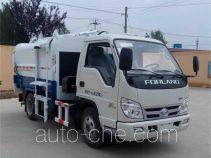 山花牌JHA5044ZYSBJA5型压缩式垃圾车