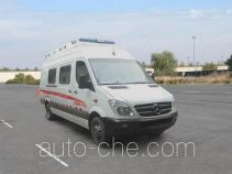 Shanhua JHA5050XTX communication vehicle