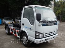 Shanhua JHA5062ZXX detachable body garbage truck