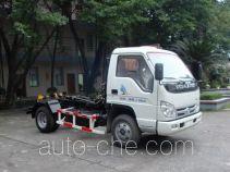 山花牌JHA5070ZXX型车厢可卸式垃圾车