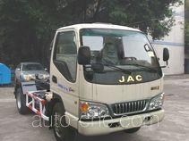 山花牌JHA5071ZXX型车厢可卸式垃圾车