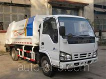 Shanhua JHA5075ZYS garbage compactor truck