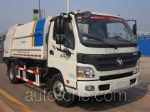 Shanhua JHA5084ZYSBJA5 garbage compactor truck