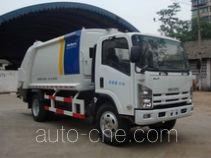 山花牌JHA5101ZYS型压缩式垃圾车