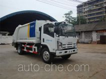 Shanhua JHA5101ZYS garbage compactor truck