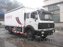 Shanhua JHA5120TJC inspection vehicle