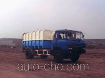 Shanhua JHA5150ZXY garbage compactor truck