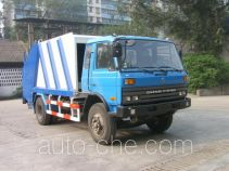 Shanhua JHA5152ZLJ rear loading garbage compactor truck