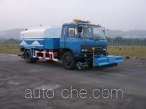 Shanhua JHA5160GQX street sprinkler truck