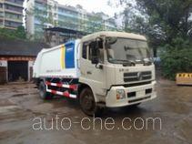 山花牌JHA5164ZYS型压缩式垃圾车