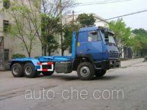 Shanhua JHA5250ZXX detachable body garbage truck