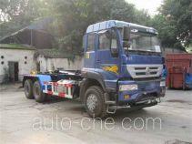 Shanhua JHA5250ZXXA detachable body garbage truck