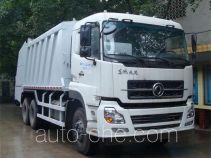 山花牌JHA5252ZYS型压缩式垃圾车
