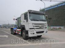 Shanhua JHA5255ZXXZZC5 detachable body garbage truck