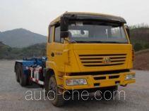 山花牌JHA5257ZXX型车厢可卸式垃圾车