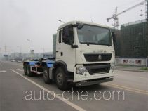Shanhua JHA5315ZXXZZA5 detachable body garbage truck