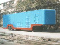 Shanhua JHA9160TCL vehicle transport trailer