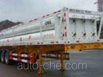 Shanhua JHA9370GRQ fuel gas transport trailer