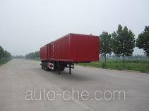 Jinhoudun JHD9400XXY box body van trailer