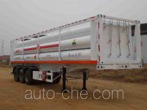 Hongqi JHK9400GGY полуприцеп газовоз для перевозки газа высокого давления в длинных баллонах