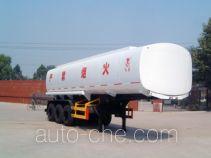 Hongqi JHK9400GHY полуприцеп цистерна для химических жидкостей