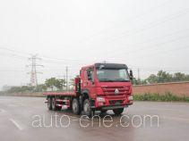 Yuanyi JHL3310P flatbed dump truck