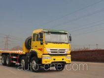 Yuanyi JHL3311PN32ZZG flatbed dump truck