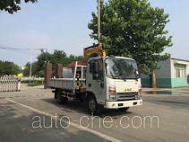 Yuanyi JHL5040JSQ truck mounted loader crane