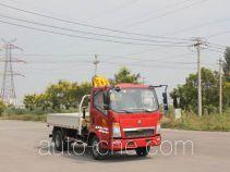 Yuanyi JHL5047JSQD34ZZ truck mounted loader crane