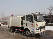 Yuanyi JHL5080ZYS garbage compactor truck