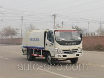 Yuanyi JHL5081ZYS garbage compactor truck
