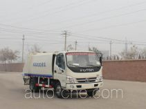 Yuanyi JHL5081ZYSE garbage compactor truck
