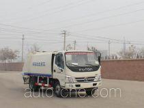 圆易牌JHL5081ZYSE型压缩式垃圾车