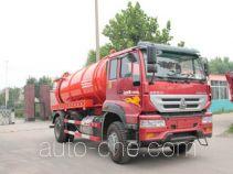 Yuanyi JHL5161GXWM47ZZA sewage suction truck