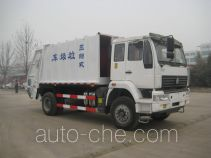 Yuanyi JHL5162ZYS garbage compactor truck